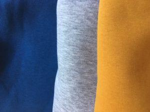 Fabric of choice Aiden hoody